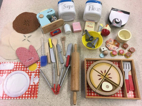 Dramatic Play Box 05 – Cooking
