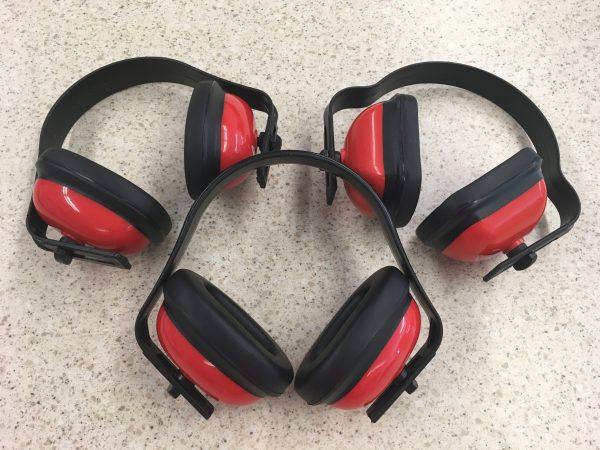 Sensory Equipment – Hearing safe HS40/HS50 headphones