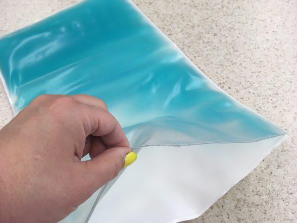 Sensory Equipment – SkilCare Gel-Foam picture frame pocket