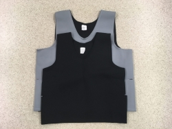 Large and extra large vests