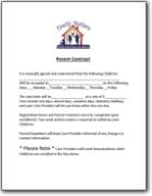 Parent Contract